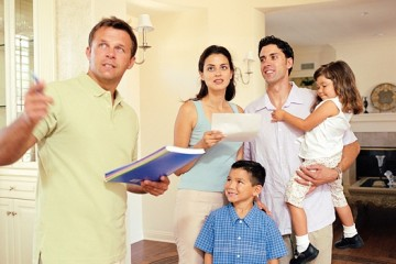 Family with Contractor