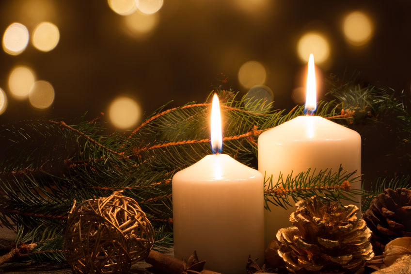 Are Holiday Candles Harmful to Indoor Air Quality?